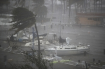 Furacão Irma perde força e é rebaixado para a categoria 1