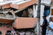 Número de mortos em terremoto sobe a 95 no México