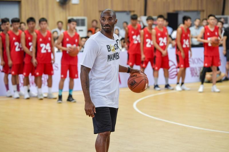 Kobe será homenageado pelo Los Angeles Lakers