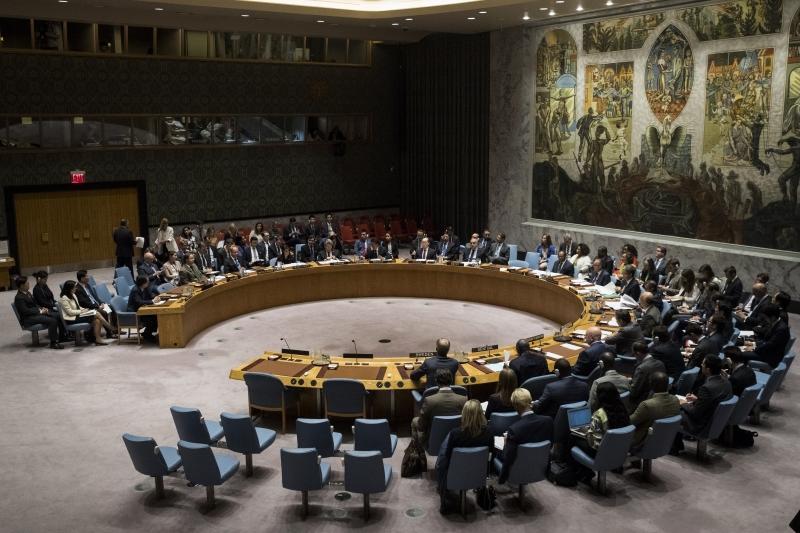 EUA, Polônia, Colômbia, Peru, Ucrânia e África do Sul saíram da agenda