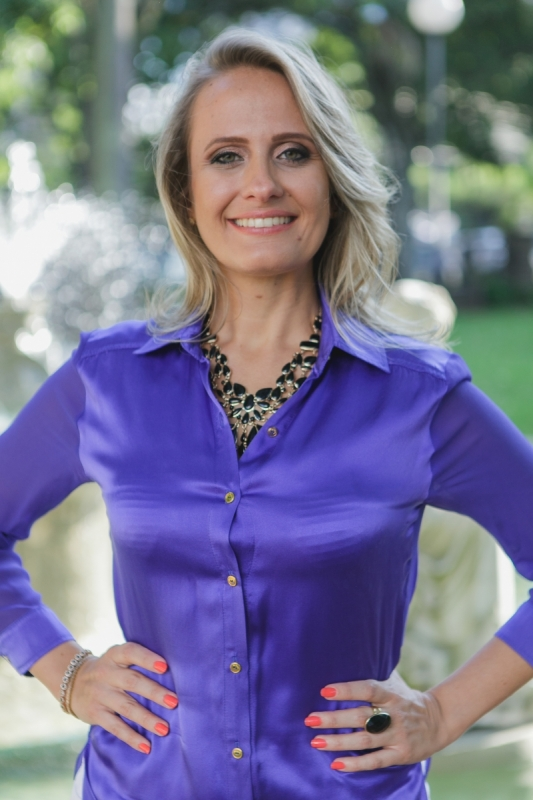 Soraia Schutel, fundadora da empresa Sonata Brasil Educação Corporativa