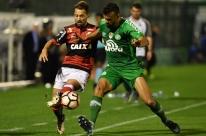 No Sul, Chapecoense e Flamengo empatam sem gols pelas quartas da Sul-Americana
