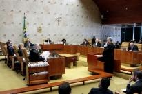 Marioria do STF rejeita suspeição de Janot para atuar em processos contra Temer