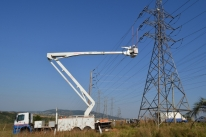 CEEE conclui instalação de nova linha de transmissão em Viamão