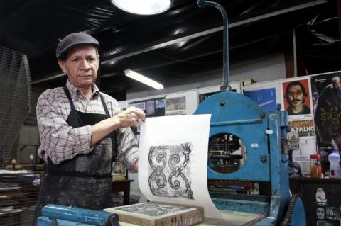 Museu do Trabalho cria clube de gravuras