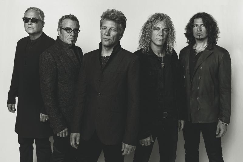 Bon Jovi é atração na capital gaúcha pela primeira vez
