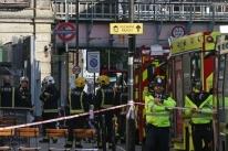 Risco de atentado terrorista é elevado para nível máximo no Reino Unido