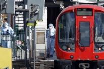 Chega a 22 número de feridos no metrô de Londres; polícia vê ato terrorista