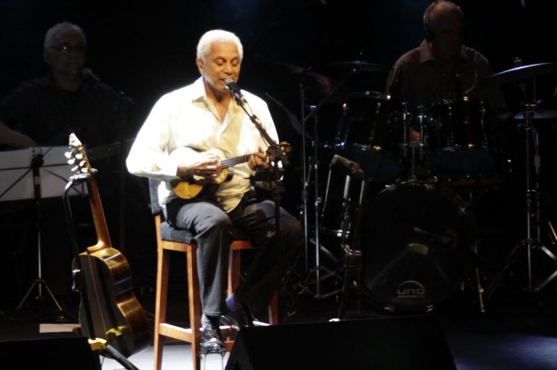 Cantor, compositor e instrumentista completa 78 anos nesta quinta-feira (12)
