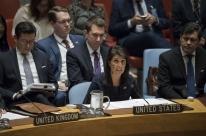 Embaixadora dos EUA diz que ONU esgotou opções diplomáticas com a Coreia do Norte