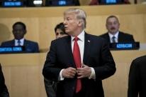 Trump diz que investimentos de países na ONU não vêm dando 'resultados'