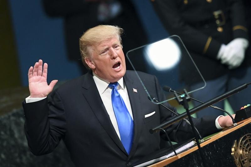 Trump chamou o regime de Kim de 'depravado' e disse que o país asiático 'põe o mundo em perigo'
