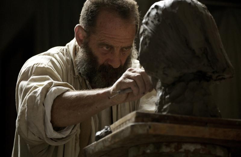 Longa franco-belga Rodin relembra o célebre escultor