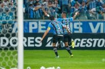 Grêmio vence e fica com vaga nas semifinais da Libertadores