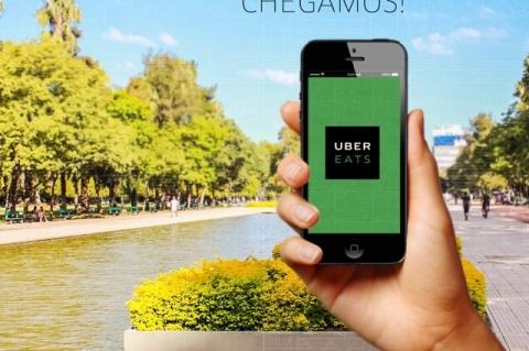 Já é possível ganhar dinheiro fazendo entregas de bike com o Uber em Porto Alegre