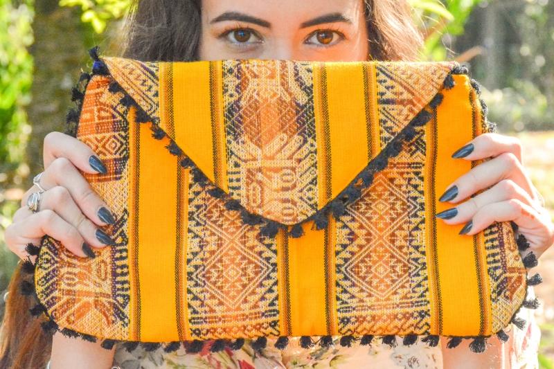 Tecidos são trazidos do país sul-americano e adaptados pela Moki na Capital