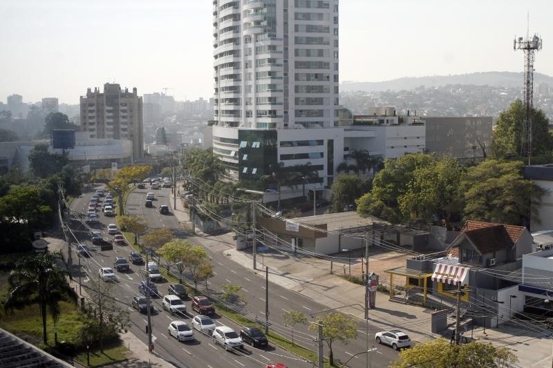 Avenida Nilo Peçanha deve ficar totalmente bloqueada no sentido Centro - bairro até esta sexta