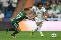 Marcelo tem lesão muscular confirmada pelo Real e deverá desfalcar a seleção