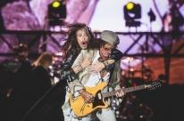 Steven Tyler fica doente e Aerosmith cancela shows na América Latina