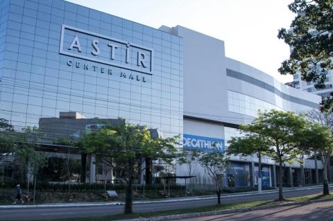 Unidade integra o Astir Center Mall