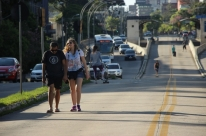 Corredor da 3ª Perimetral será fechado neste domingo para teste de rua de lazer