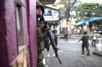 Operação na Rocinha já tem 18 detidos desde sexta-feira