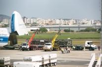 Antonov entrega painéis para Celulose Riograndense