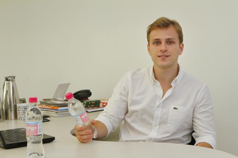 Júlio, diretor de Marketing da empresa, diz que ação gera engajamento