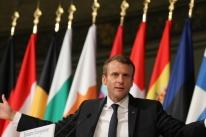 Macron faz proposta de reforma da União Europeia