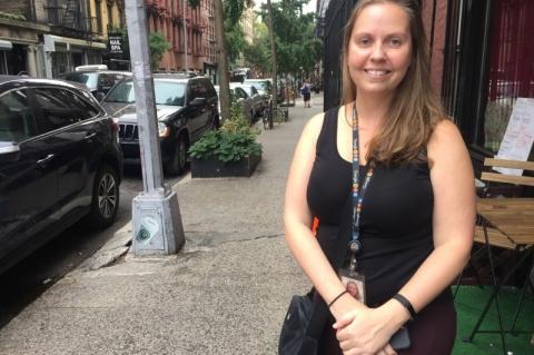 Sílvia Sebben, atua na área de vendas do Google em Nova Iorque