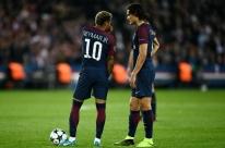 Cavani admite 'diferenças' com Neymar, mas pede união em campo pelo PSG