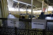 Mercado Público aguarda recuperação do 2º andar