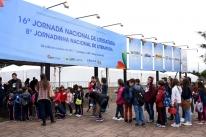 Crianças movimentam Jornada Nacional de Literatura em Passo Fundo
