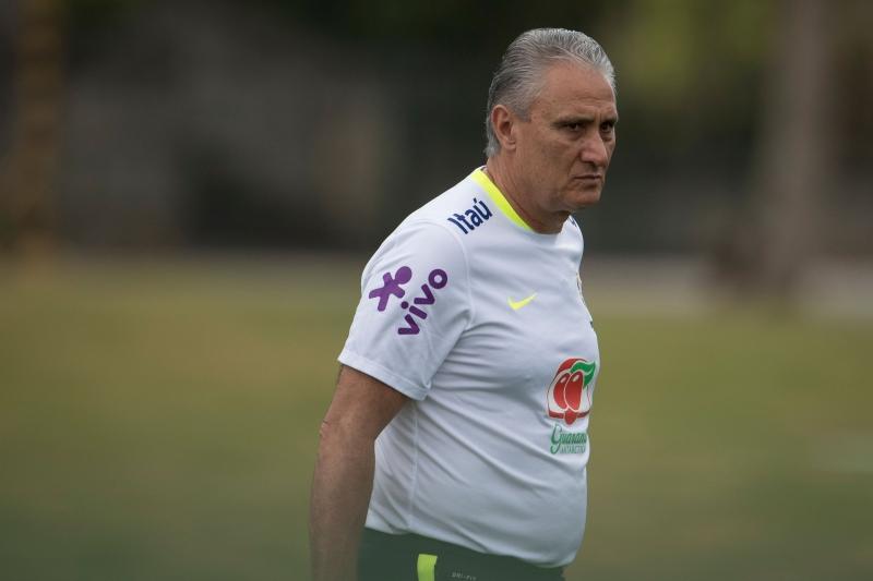 'Eu busco dar oportunidade aos atletas', afirmou o técnico da seleção brasileira