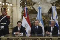 Argentina, Paraguai e Uruguai oficializam candidatura para sediar Copa de 2030