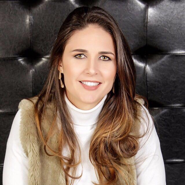Kauana Vissotto é gestora do projeto Jovem Empresário