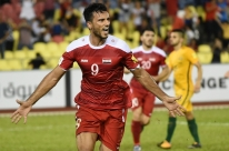 Síria arranca empate com a Austrália e mantém sonho de disputar a Copa