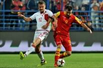 Dinamarca vence, complica Montenegro e evita classificação antecipada da Polônia