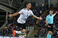Alemanha vence a Irlanda do Norte e garante vaga na Copa do Mundo da Rússia
