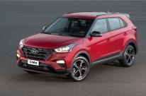 Hyundai Creta tem versão com visual mais arrojado
