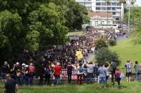 Primeiro dia de greve dos municipários de Porto Alegre tem forte adesão de servidores