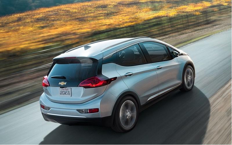 Além do Bolt, montadora lançará globalmente pelo menos 20 carros elétricos até 2023