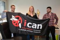 Campanha Internacional para a Abolição das Armas Nucleares ganha Nobel da Paz