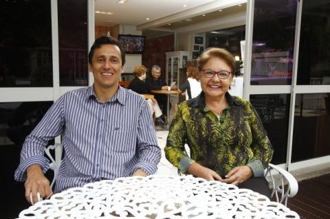 Thiago e Mara geram comodidade aos moradores e garantem a vacância do empreendimento