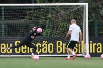 Seleção treina no CT do Palmeiras e Tite deve manter time titular contra o Chile