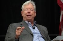 Nobel de Economia vai  para Richard H. Thaler