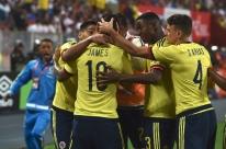 Colômbia empata e conquista vaga na Copa do Mundo; Peru disputa repescagem