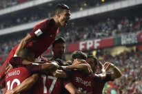 Portugal bate a Suíça, põe adversário na repescagem e garante vaga na Copa