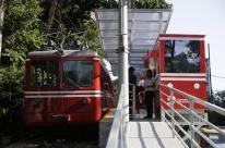 Trem do Corcovado reinaugura estação Paineiras