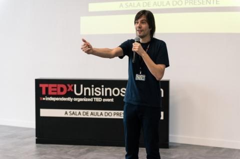 Qual será a abordagem e o que esperar do TEDxUnisinos?